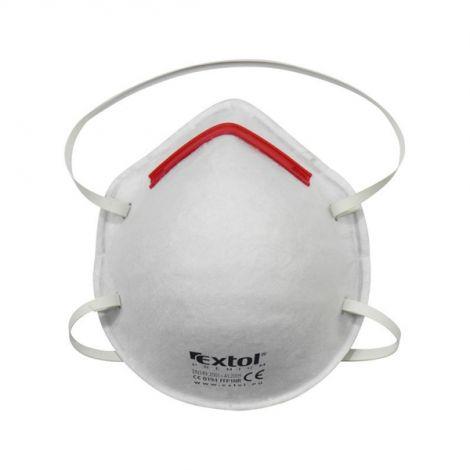 Αναπνευστήρας - μάσκα κατά της σκόνης FFP1, σετ 5 τεμαχίων, σε σχήμα, EXTOL PREMIUM
