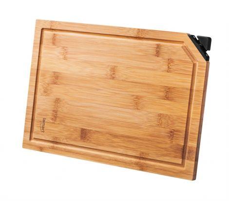 LAMART LT2061 Cutting board with sharpener