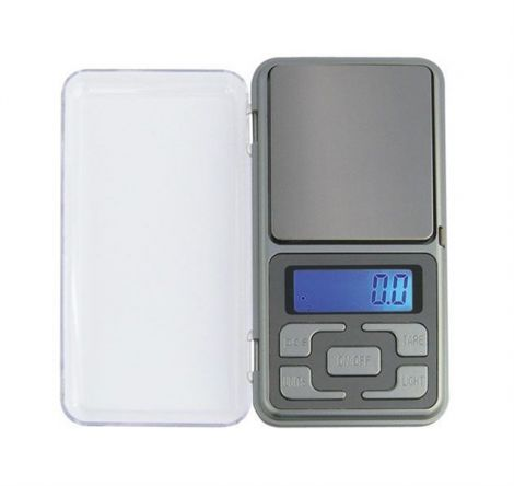 Pocket scale 200x0,01g