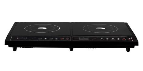 ORAVA VP-40i Glass-ceramic induction cooker with 2 cooking zones