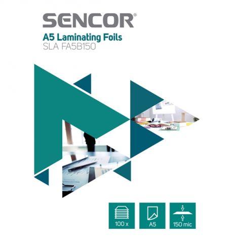 Laminating foil SLA FA5B150 A5 150mic 100ks