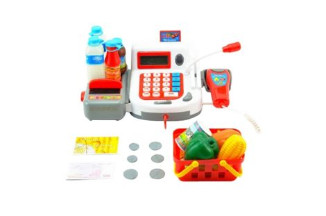 Cash register child with sound