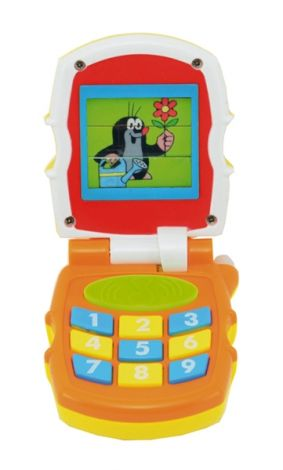Phone child Mole with sound and light