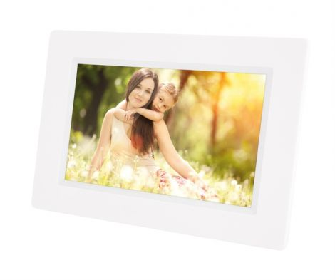 Digital Photo Frame SENCOR SDF 732 W