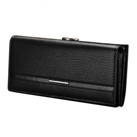 Elegant Wallet - Black