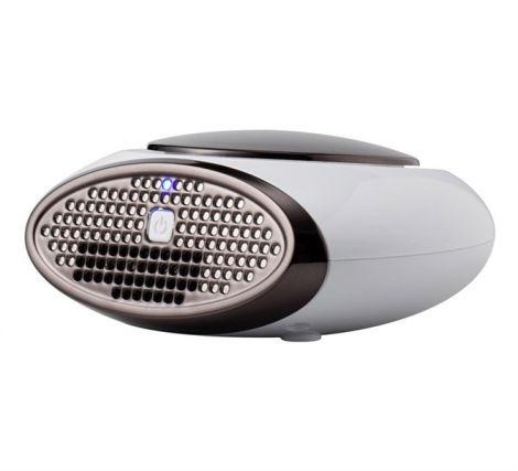 Air purifier 10 m² 2 W White, Black Sygonix GL-3107