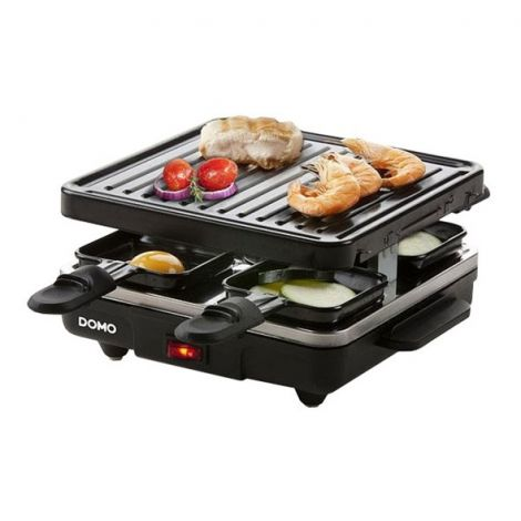 Grill DOMO DO9147G Raclette for 4 people