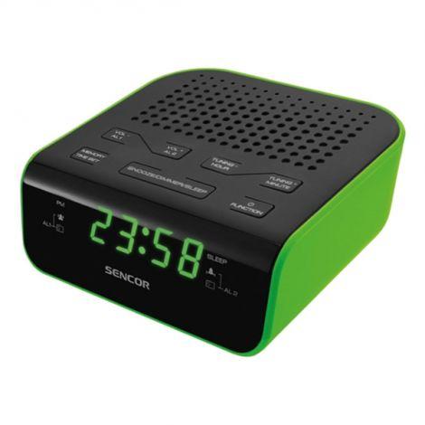 Ραδιόφωνο Ξυπνητήρι SENCOR SRC 136 GN