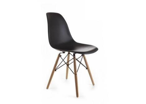 Chair G21 TIMBER BLACK GA-TM02BL