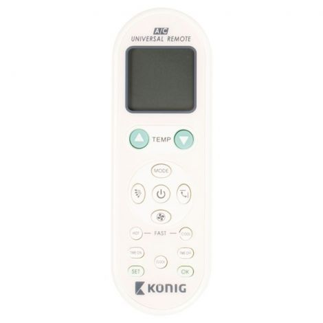 Remote controller KÖNIG KN-RC-AIRCO3 for air conditioning
