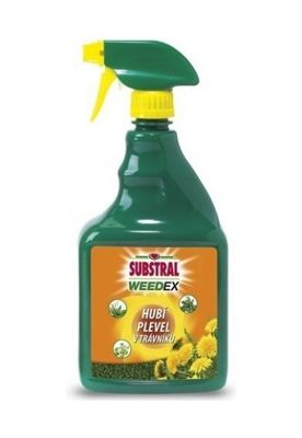 Herbicide SUBSTRAL WEEDEX HOBBY 750 ml against dicotyledonous weeds