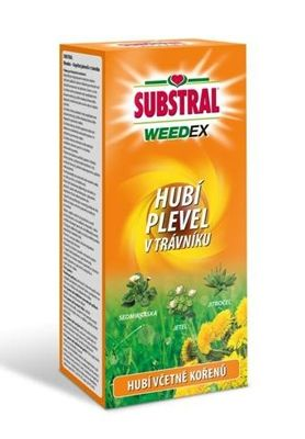 Herbicide SUBSTRAL WEEDEX HOBBY 500 ml against dicotyledonous weeds