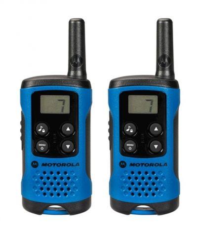 Radio stations MOTOROLA TLKR T41 blue