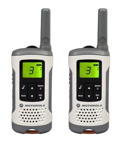 Radio stations MOTOROLA TLKR T50