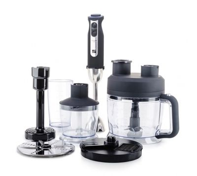 Mixer G21 VITALSTICK 1000W BLACK multifunctional with food processor