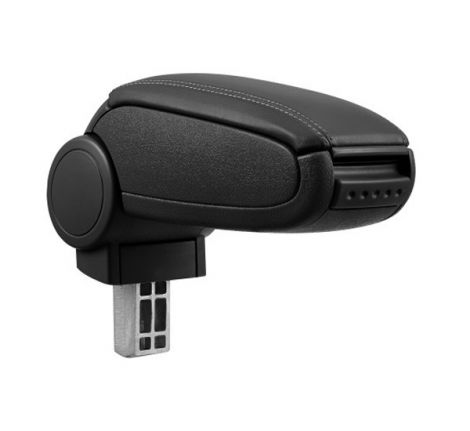 RENAULT Armrest RENAULT CLIO III 2005 - 2012 synthetic leather black