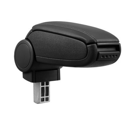 RENAULT Armrest RENAULT CLIO IV 2012 and more synthetic leather black
