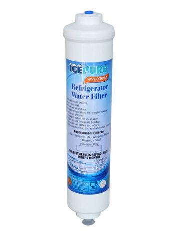 ICEPURE Water Filter for fridge ICEPURE RFC0300A compatible SAMSUNG DA29-10105J