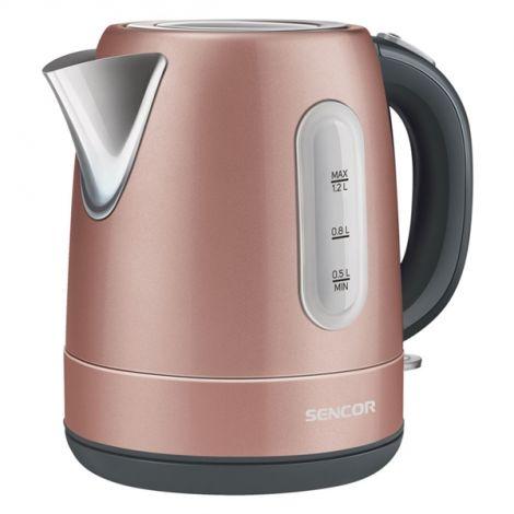 SENCOR Kettle pink 1.2l, 2150W (SWK 1225RS)