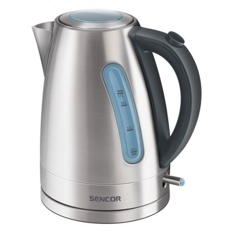 SENCOR kettle silver 1.7l, 2150W (SWK 1757S)