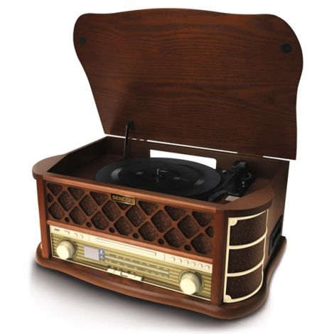 Gramofon SENCOR STT 016 s USB