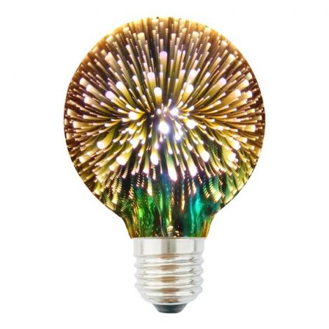 RETLUX RXL309 Christmas lamp with 3D effect