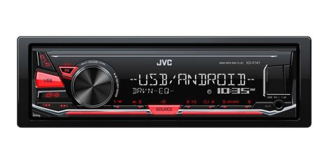 JVC S USB / MP3 KD-X141 Car Radio