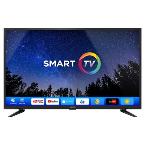 SENCOR SMART TV 32'' HD DVB-T2 incl. HOTEL MODE incl.  (SLE 32S600TCS)