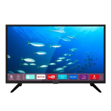KRUGER & MATZ FULL HD SMART TV 40'' DVB-T2 incl. (KM0240FHD-S3)