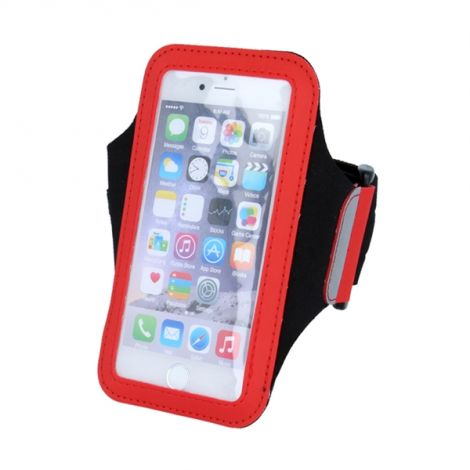 "Sport Arm Case 5.1"" CLASSIC red"