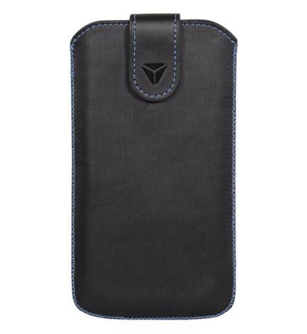 Pouzdro na mobil YENKEE Seal Black L YBM S032