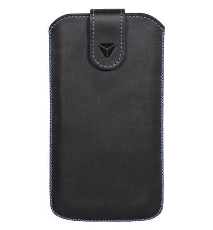 Pouzdro na mobil YENKEE Seal Black XXL YBM S034