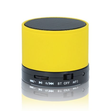 Speaker portable BLUETOOTH FOREVER BS-100 yellow