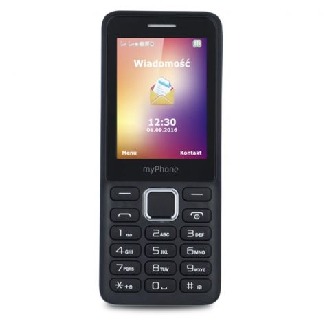 SmartPhone MYPHONE 6310 BLACK