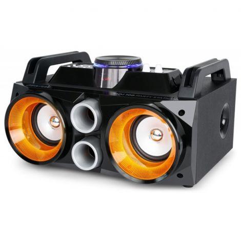 Portable FENTON Speakerphone 100W, Party Station USB / SD / BT