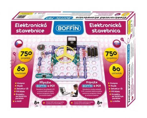 Electronic kit BOFFIN I 750