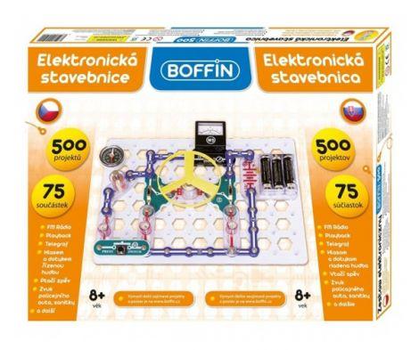Electronic kit BOFFIN I 500
