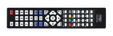 Remote control  IRC DTV1              (IRC84053)