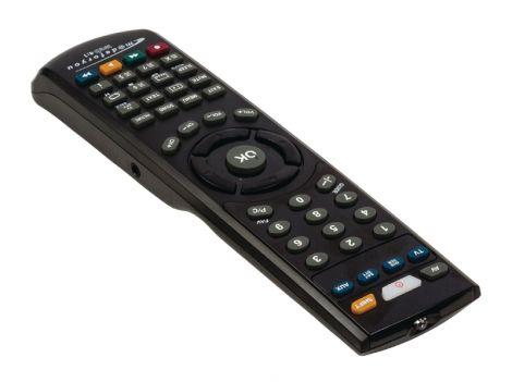 Remote control for TV universal 4in1 online KÖNIG KN-PCRC40