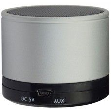 Mini Portable Bluetooth Wireless Speaker For Mobile Phone Silver S10 (22033)