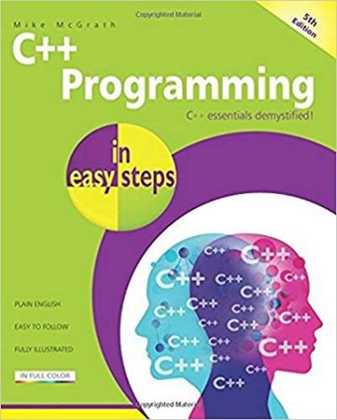 C++ Programming in easy steps 5th Edition