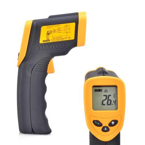 Ψηφιακό Υπέρυθρο Θερμόμετρο Laser (GM550)