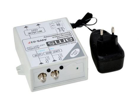 Amplifier antenna AWS03