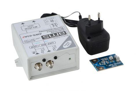 Amplifier antenna AWS03A