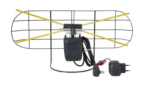 Antenna DVB-T room with amplifier