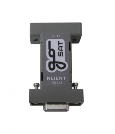 Cable splitter for satellite receiver GoSat - additional client