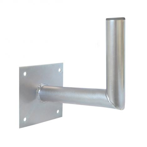Antenna bracket 25 to the wall with a base 16x16 diameter 42mm height 16 cm
