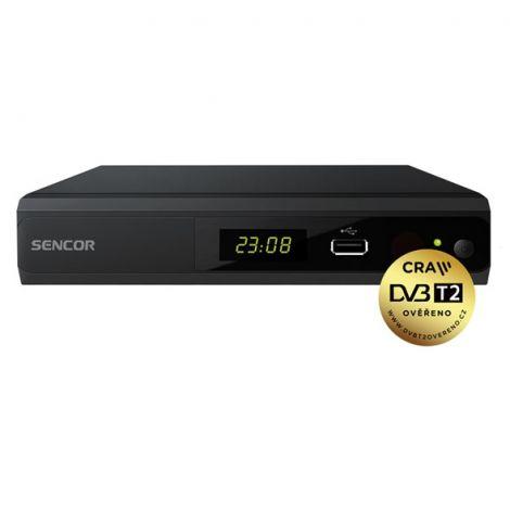 Set-top box SENCOR SDB 5104TD dual tuner