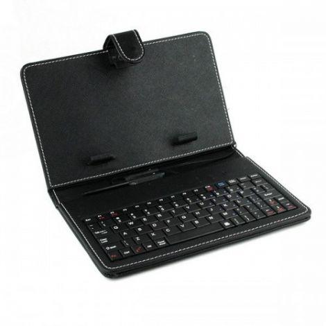 Θήκη με USB 2.0 Πληκτρολόγιο για Τablet 9 '' (14684)