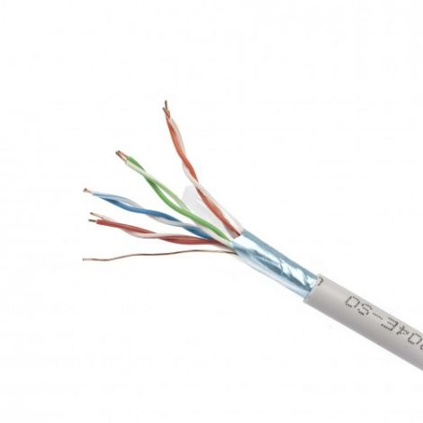 Cable Network SFTP CAT5e White with copper conductor per meter (18406)
